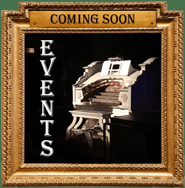 Coming Soon WRTOS Events