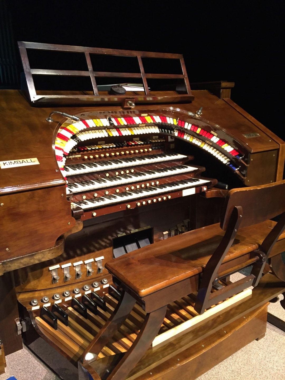 Ashtabula Ohio Theatre Organ