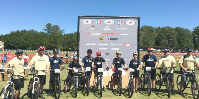 Warrior Mountain Bike Team Place 12th In Weekend