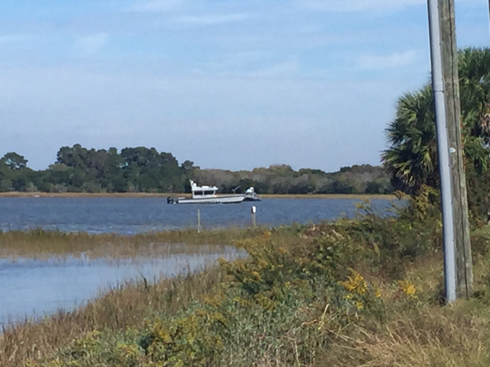 Boater Search in Savannah River 2_62451