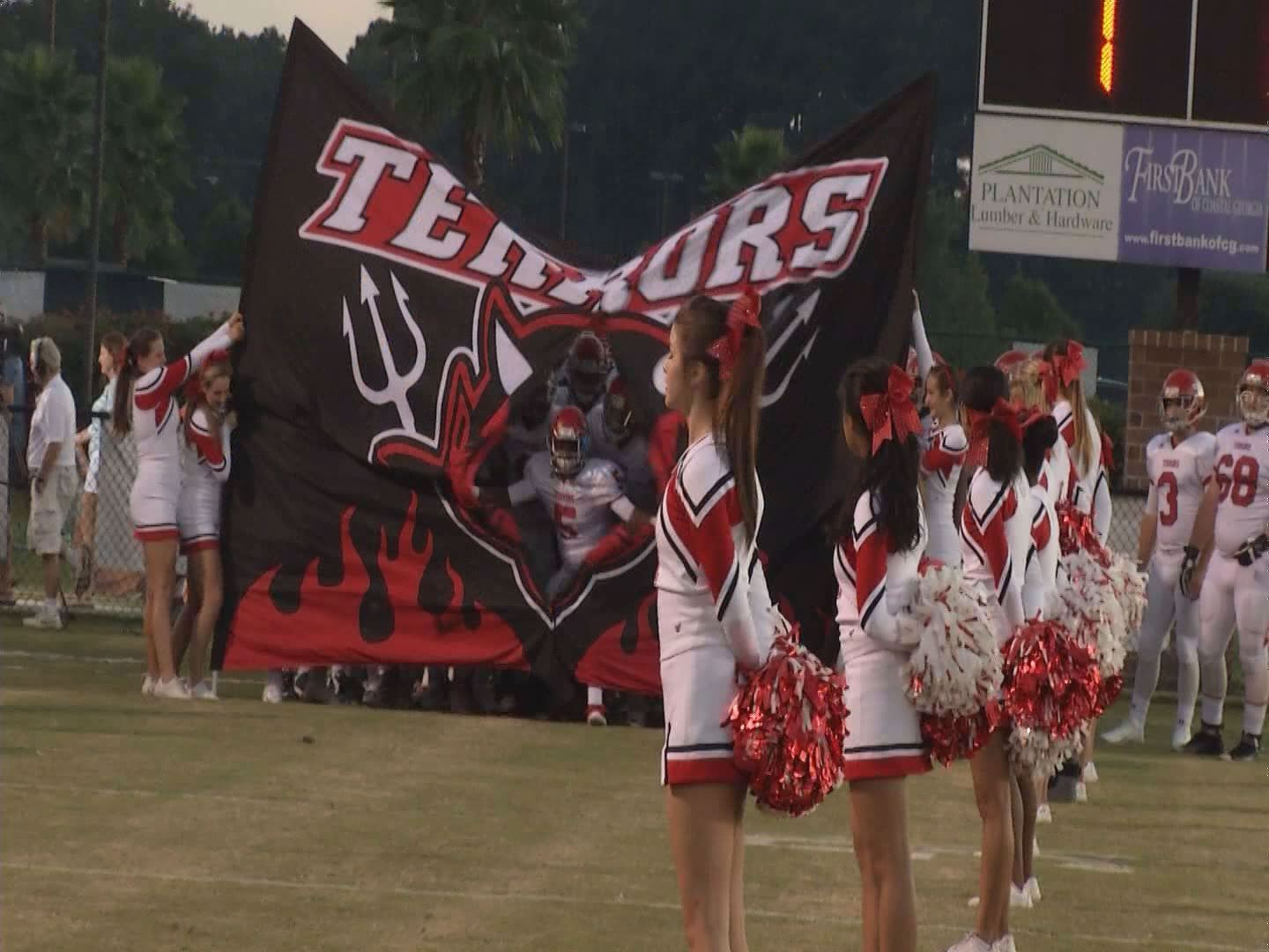 Glynn Academy Loses At State Championship to Allatoona