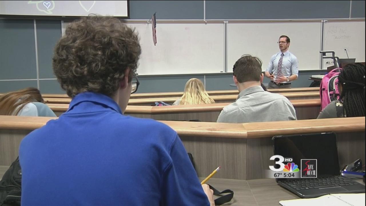 Internet Crimes Against Children Teaches Bluffton Students Online Safety