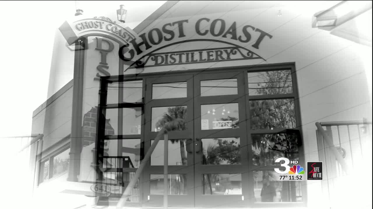 Ghost Coast Distillery & a lesson in Bourbon Making