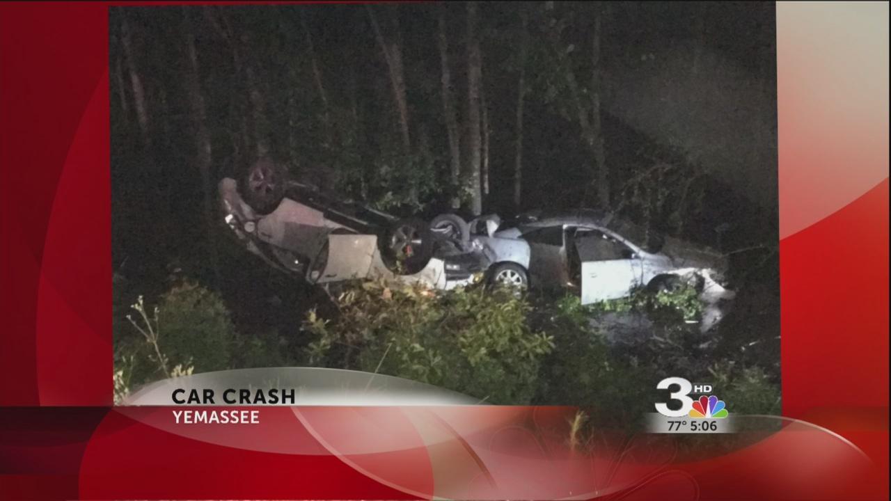 car crash Yemassee_283976
