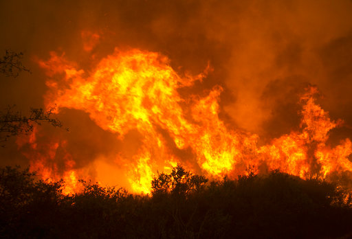 CalIfornia Wildfires_311177