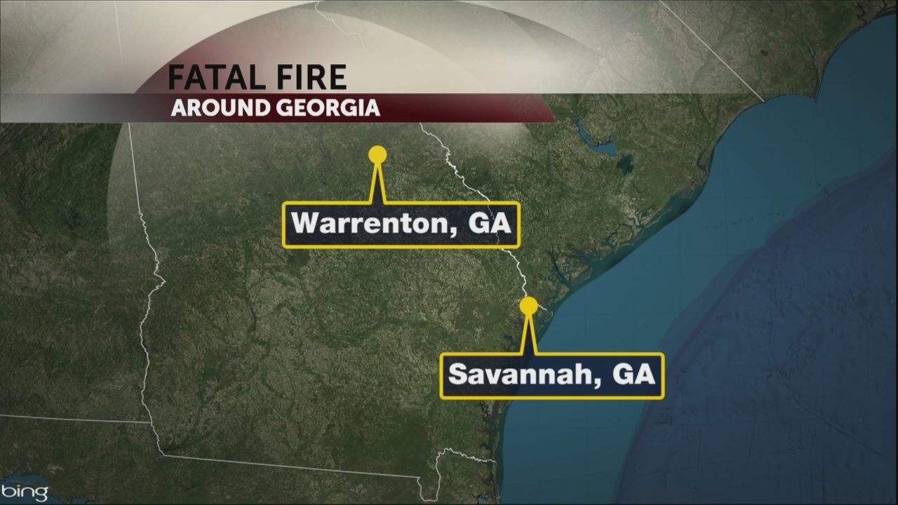 Fatal Christmas morning fire in Warrenton