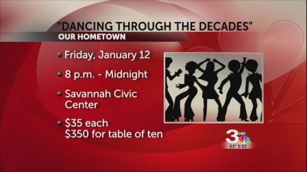 Dancing Through The Decades | WSAV-TV