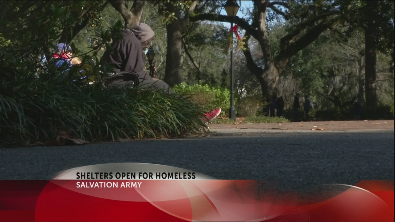 Shelters open for homelss_348159