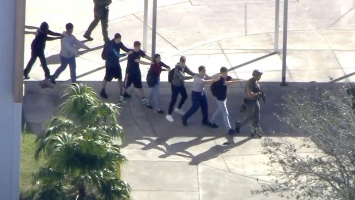 Parkland Shooting: Officer Failed To Respond