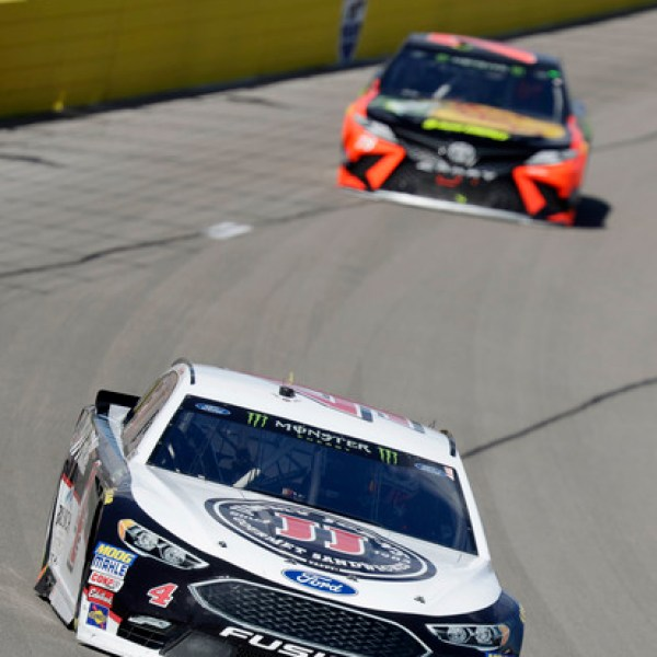 NASCAR Las Vegas Auto Racing_375104
