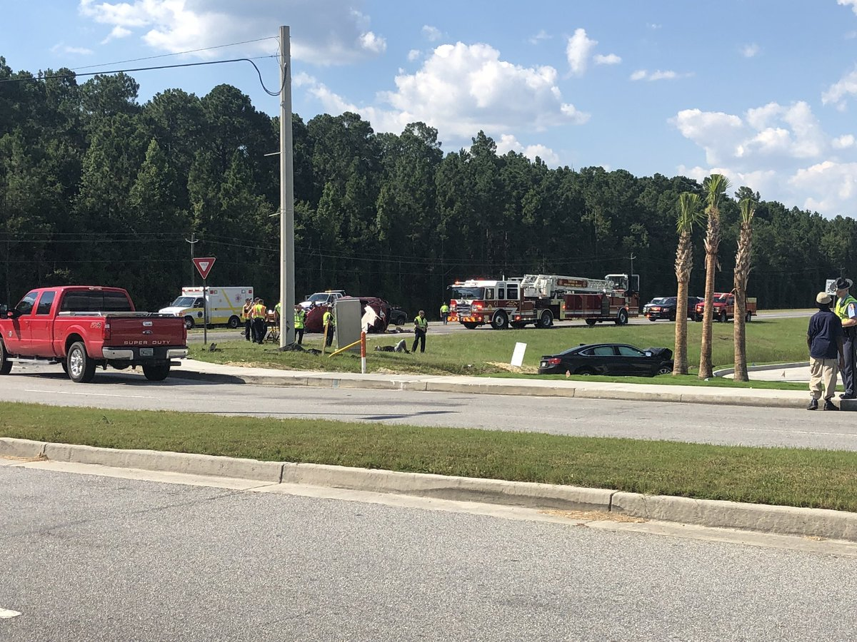 UPDATE: GSP IDs victims of double fatal crash on Pooler Parkway