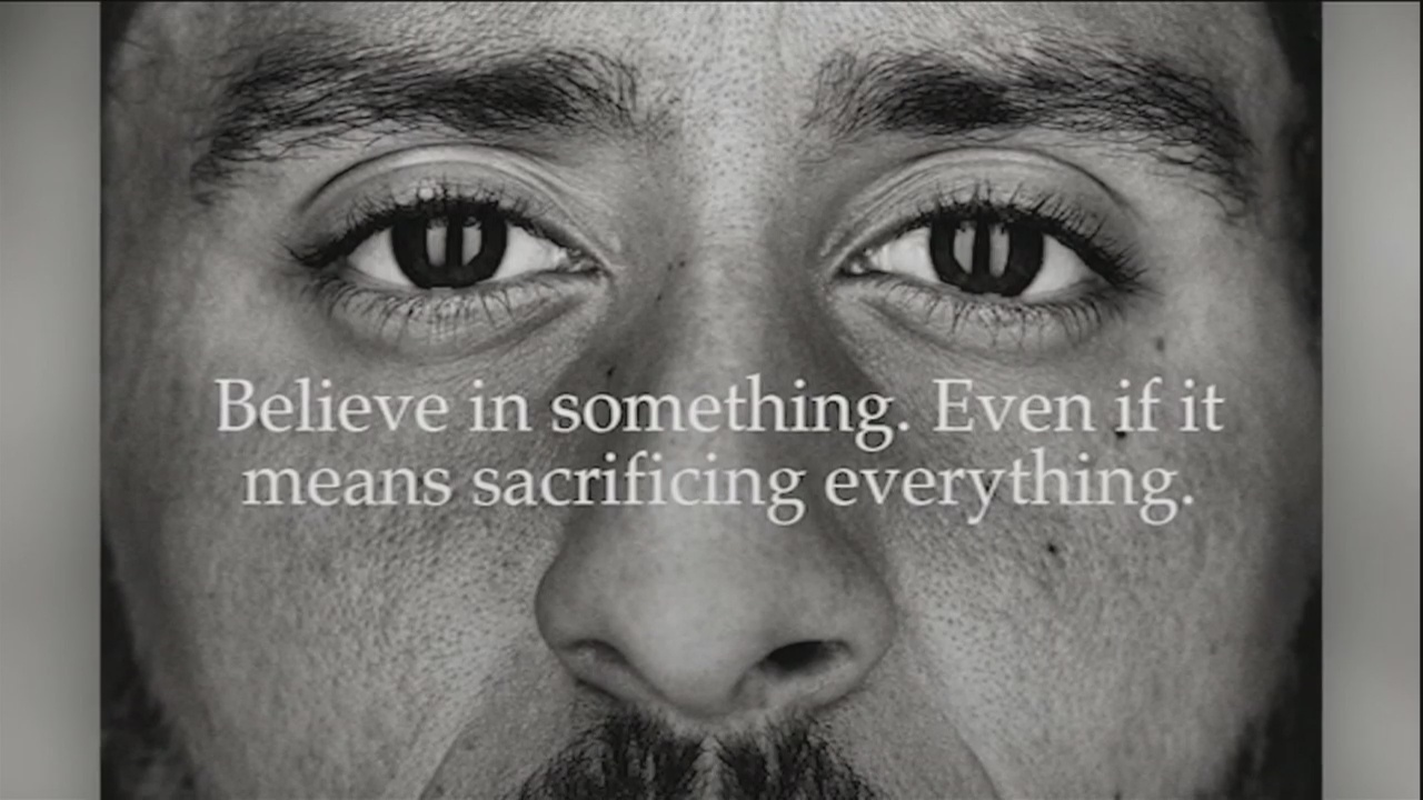 Nike Ad Stirs up Controversy