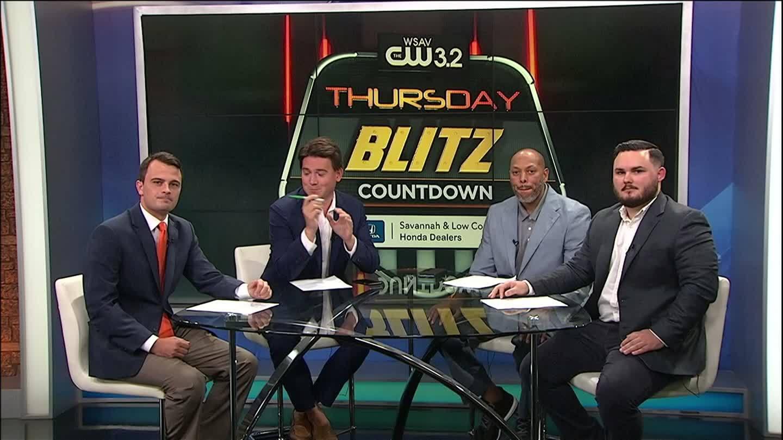 WATCH: Thursday Blitz Countdown, Week 6