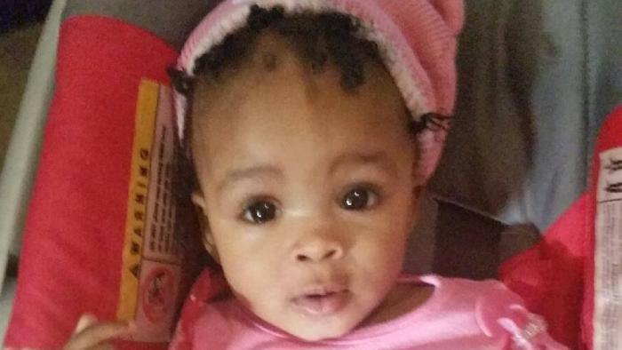 Community mourns murdered toddler