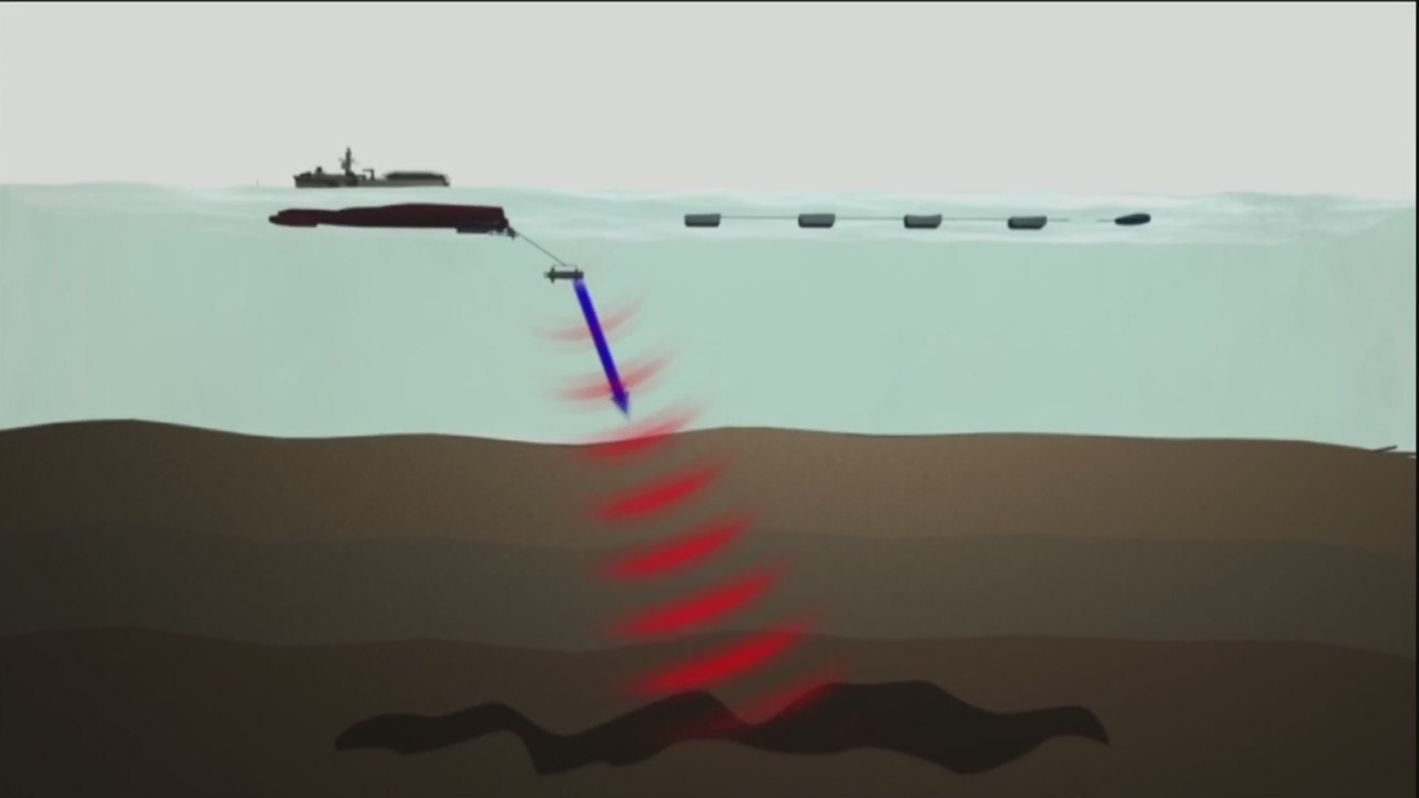 South Carolina's Lawmaker weighs in against seismic testing