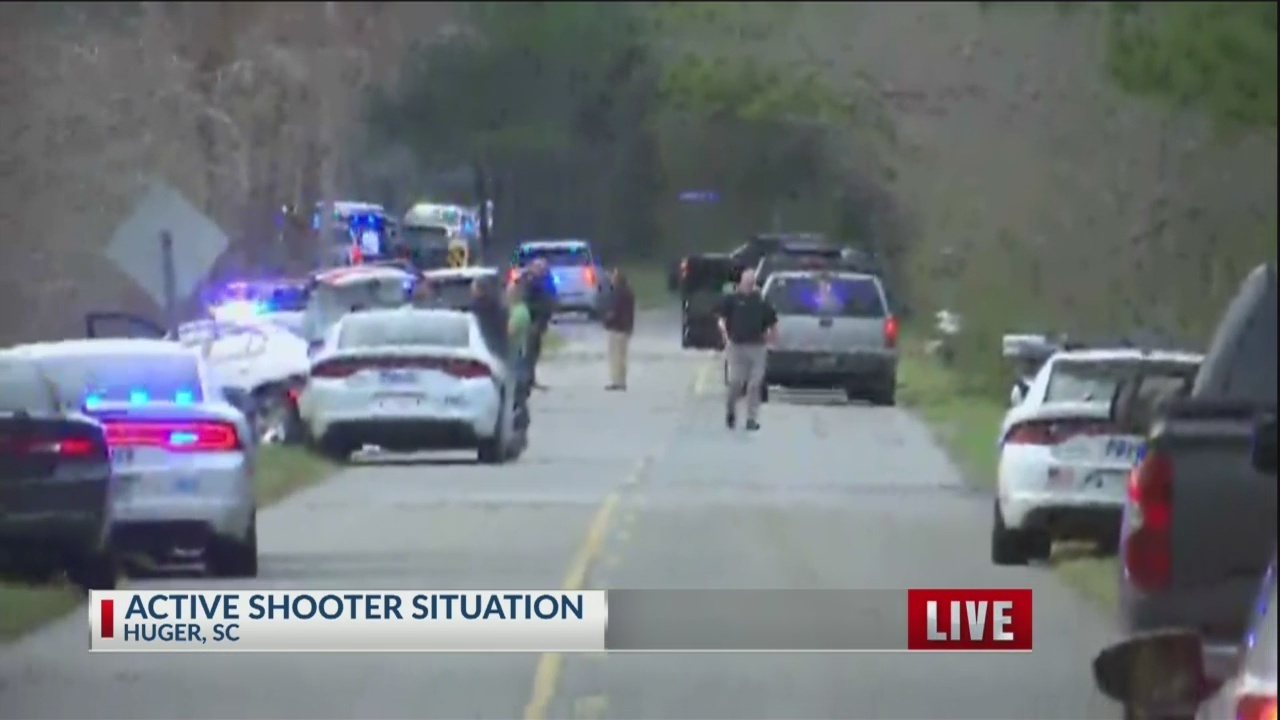 Active shooter situation in SC