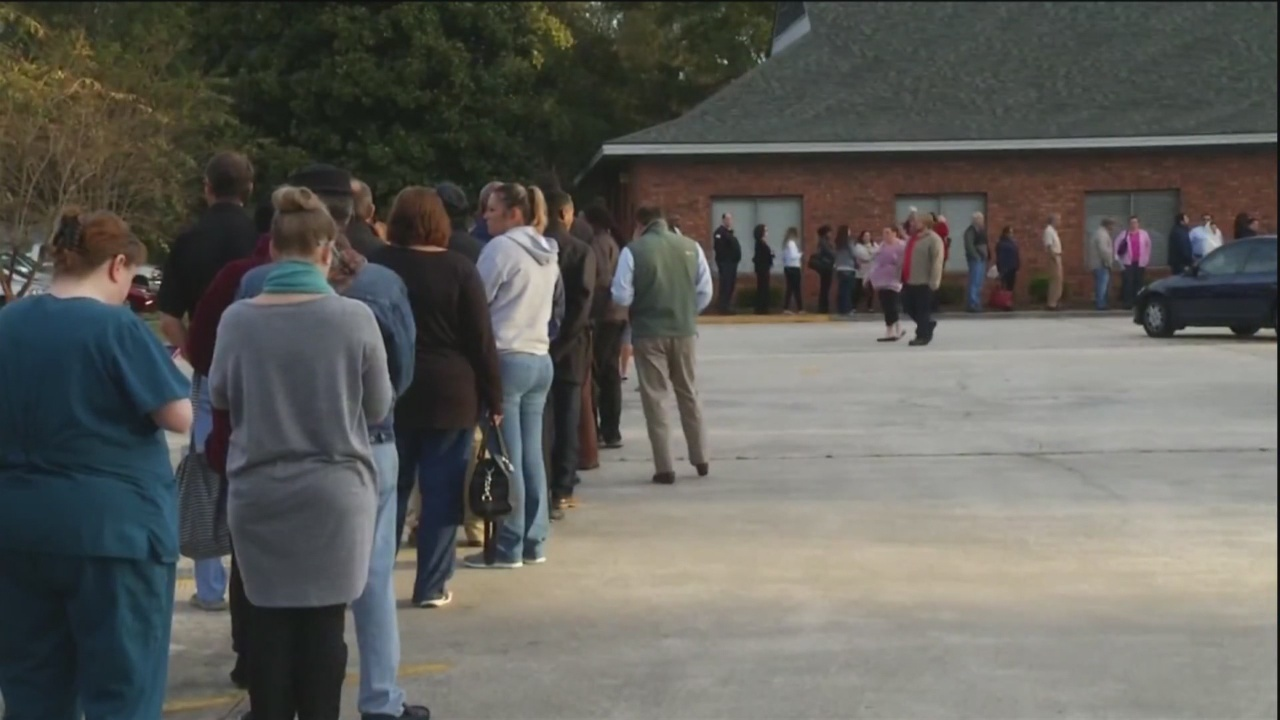 4 Georgia counties sued over election problems, long waits