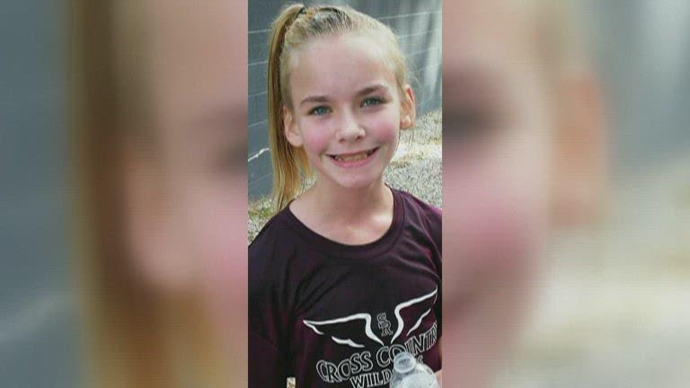 Georgia girl found dead in Alabama