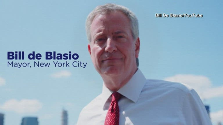NYC Mayor de Blasio expected in SC for presidential campaign