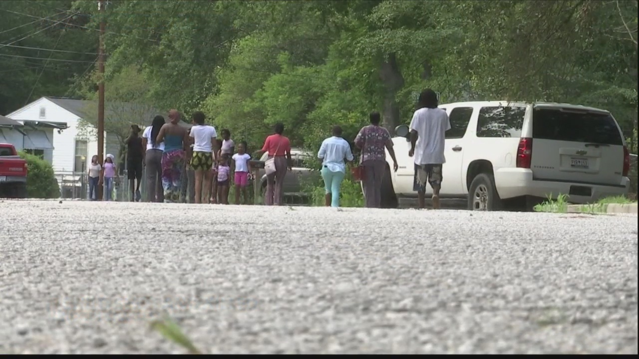 Child shot in accidental shooting in South Carolina