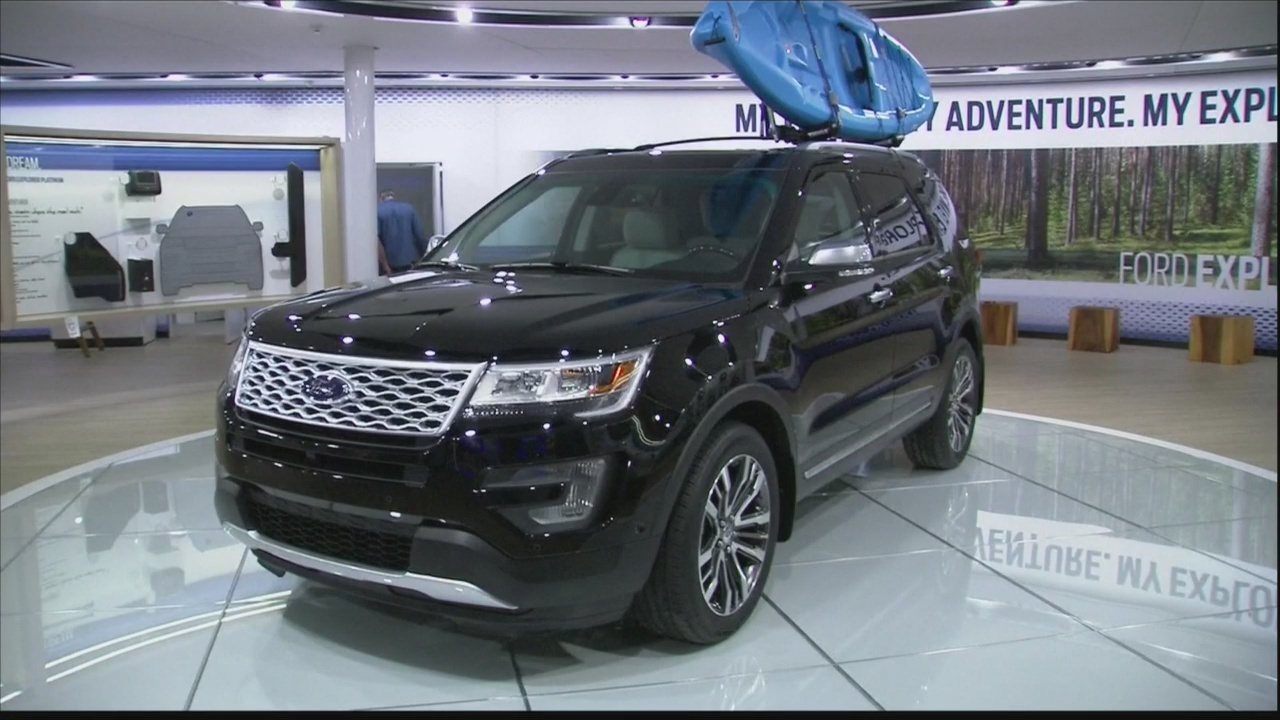 Ford recalling over 1 million vehicles