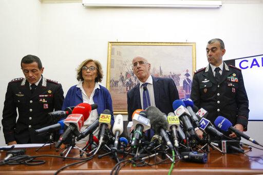 Lorenzo D'Aloia, Nunzia D'Elia, Michele Prestipino, Francesco Gargano