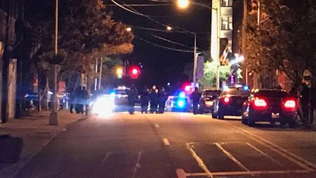 Two Men Dead in Officer-Involved Shooting in Downtown Atlanta