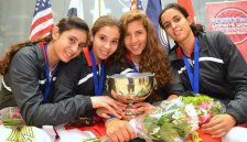 2011 Teams : Egyptian Girls take title in Boston