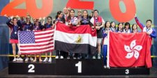 2013 Teams: Egyptian Girls Claim Historic Fourth
