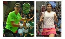 Elias & El Sherbini Set For Historic World Junior Success