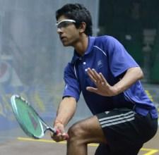 Kumar leads Indian challenge