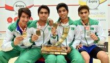 2017 Teams : Pakistan reclaim title