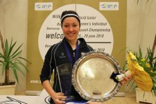 2010 Girls ; Sobhy claims title in Cologne