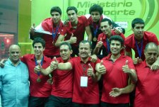 2010 Teams : Egypt take the team in Ecuador