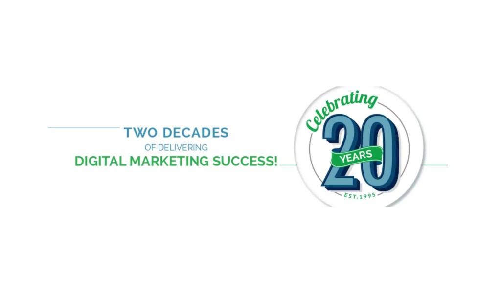 WSI a 20 ans de succès en digital