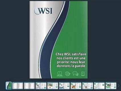 Client des franchisés WSI