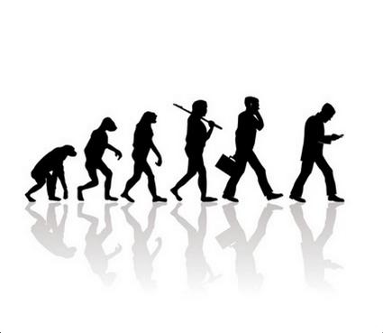 Evolution jusqu'au digital