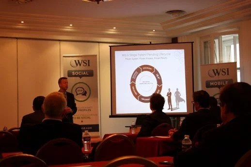 Convetion nationale Mars 2014 franchise WSI