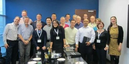 La formation des franchisés WSI, 3 nouveaux consultants en France