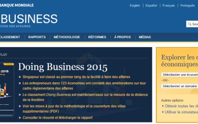 La France, pays propice à la création d'entreprise