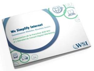 Présentation de la Franchise B2B WSI