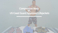 The only time you should use a competition vest is when you are in a controlled environment where you are being closely observed.