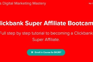 Clickbank Super Affiliate Bootcamp by Paolo Beringuel Download
