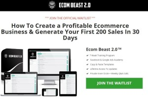 Ecom Beast 2.0 - Harry Coleman Download