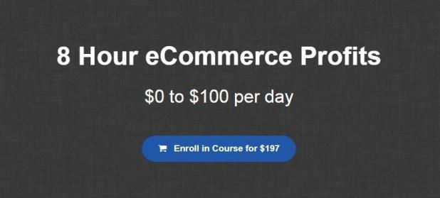 8 Hour eCommerce Profits