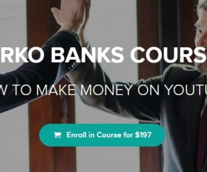 [SUPER HOT SHARE] BRKO Banks Youtube Mastery – HOW TO MAKE MONEY ON YOUTUBE