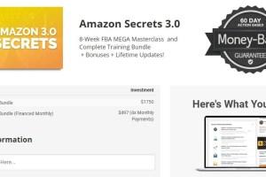 Benjamin Joseph – Amazon FBA Secrets 3.0 Download