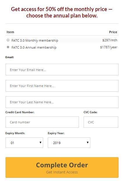 Cat Howell – FATC Membership 3 Niches Download