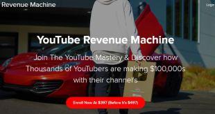 David Vlas - YouTube Revenue Machine Making 6 Figures A Year Download