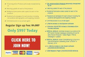 Ecom Profit Funnels – 7 Figure Ecom Angel Download